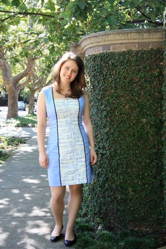 07-2011-131 Burda Dress 1